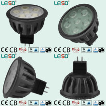 Design unique 12V Standard Taille 400lm MR16 LED Spotlight (LS-S505-MR16-EWW / EW)