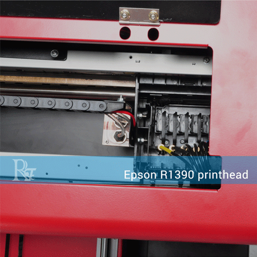 Uv Flatbed Printing On Glass