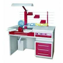 estação de trabalho dental (pessoa solteira) (equipamentos de laboratório dentário) (Modelo: AX-JT3) (CE aprovado)