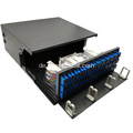 "19 ""144 Core 4HE Rack Mount Fiber Distribution Unit Box"