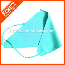 Забавный треугольный шарф с индивидуальным логотипом