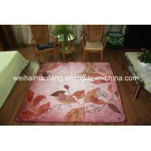 Raschel visón Polester alfombra / alfombra/alfombra (MQ-CP006)