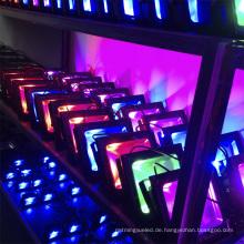 Hochleistungs-RGB 10W / 20W / 30W LED Flutlicht