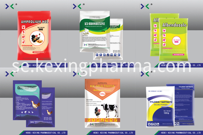 Mineral Supplement Poultry