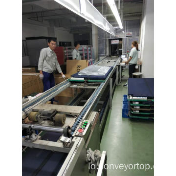 LED Line Assembly Line with Aging Line