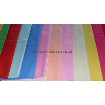 T/C Fabric 65/35 57/58′′ White /Dyed Color