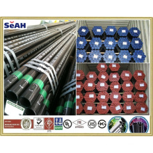 "2"" Grooved fire fighting steel pipe to BS EN 10255, ASTM A53, A135, A795 - SeAH Steel Pipe"