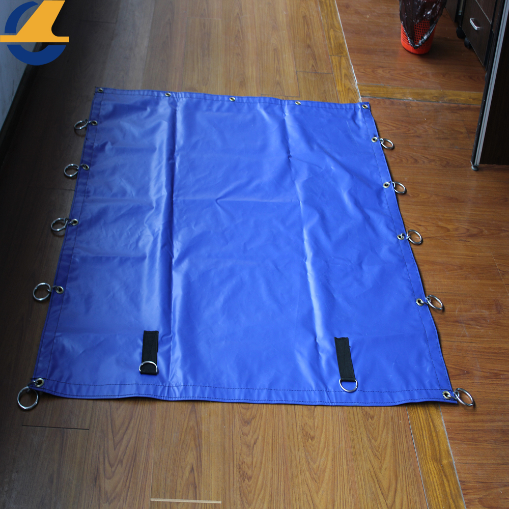 vinyl tarps with d rings