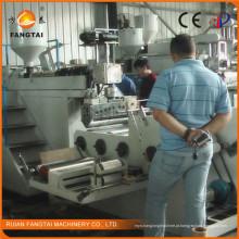 PE Estiramento Wrap Film Machine Ft-1000 única camada (CE)