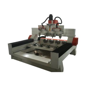Maquinaria de grabado de cilindro de madera