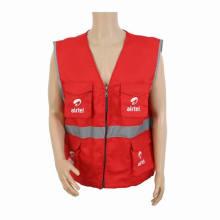 (ASV-2038) Safety Vest