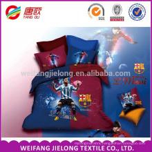 Polyester disperse print 240cm 85gsm Homing Bedding set 4pcs