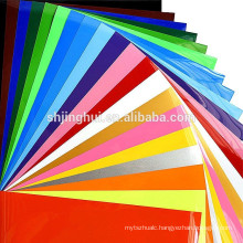 PU Material High Use For Cloth Heat Transfer Vinyl