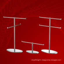 Electroplating Necklace Jewelry Store Display Holder