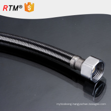 B17 Stainless steel rubber hose flexible metal wire braided hose