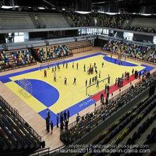 Professional Cheap PVC Tile Floor for Indoor/Outdoor Handball Club