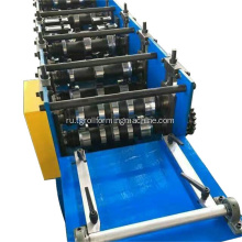 Rain+Gutter+Downpipe+Round+Tube+Roll+Forming+Machine