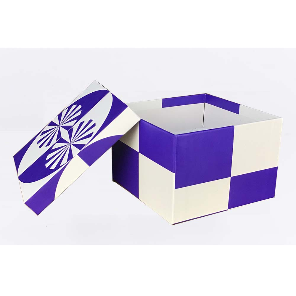 Cake Packaging Gift Box Design