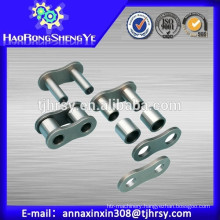 Carbon steel short pitch roller chain 20A-1, 100-1R