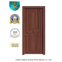 Simple Design MDF Door Without Solid Wood for Room (xcl-021)