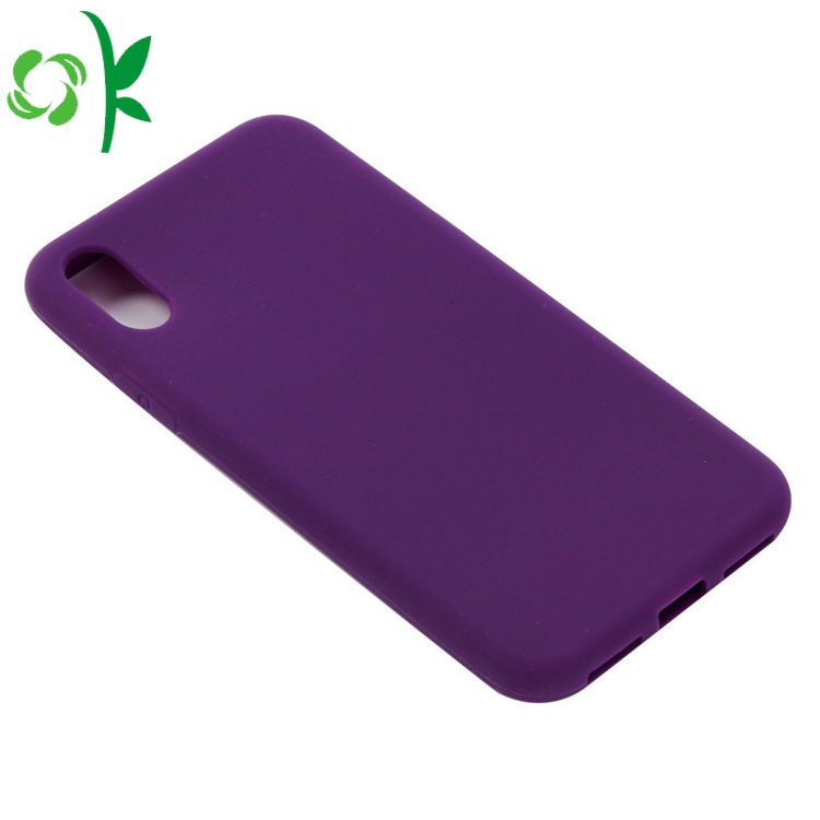 Silicone Case For Iphone Xs