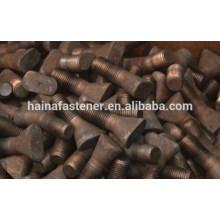 Boulon en tôle d'acier doux et en acier à faible teneur en carbone