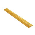 1000*135*20mm 1 channels plastic cable protector speed bump