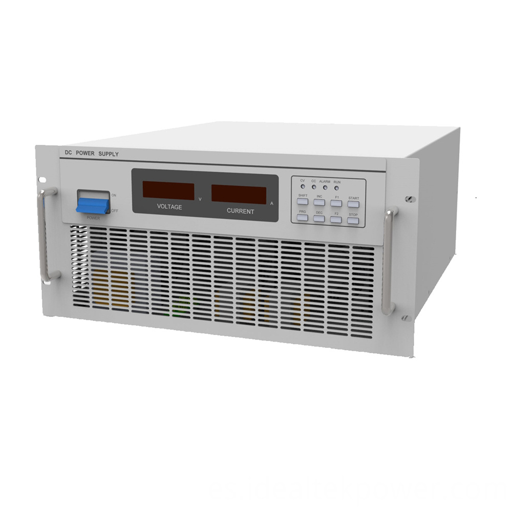 Mtp Dc Power Supply 10 15 Kw 5u Front Panel