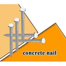 Pregos de concreto com alta qualidade