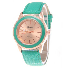 Fashion Pupils Customized Leather Watch for Girl