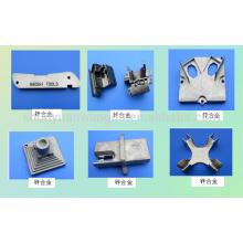 Moldes de precisão profissionais moldam peças de fundição