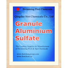 Гранулы/порошок сульфата алюминия для очистки воды Флокулянт химических веществ