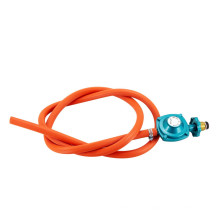 Low Pressure LPG Regulator with 1.5M Hose Gas Stove Appliance