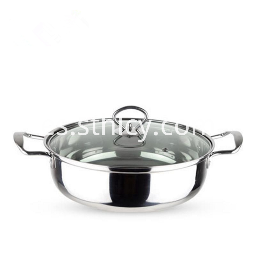 Stainless Steel Hot Pothl666jel
