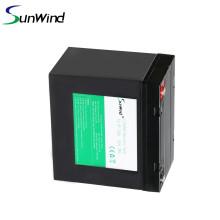 12V 54Ah Solar Storage Light LiFePO4 Battery
