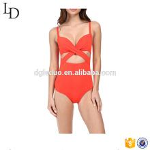 Venda Por Atacado impressão personalizada de uma peça baywatch swimsuit