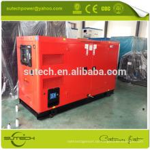 Deutz-Maschinen-stiller tragbarer Dieselgenerator 100Kva / 80Kw