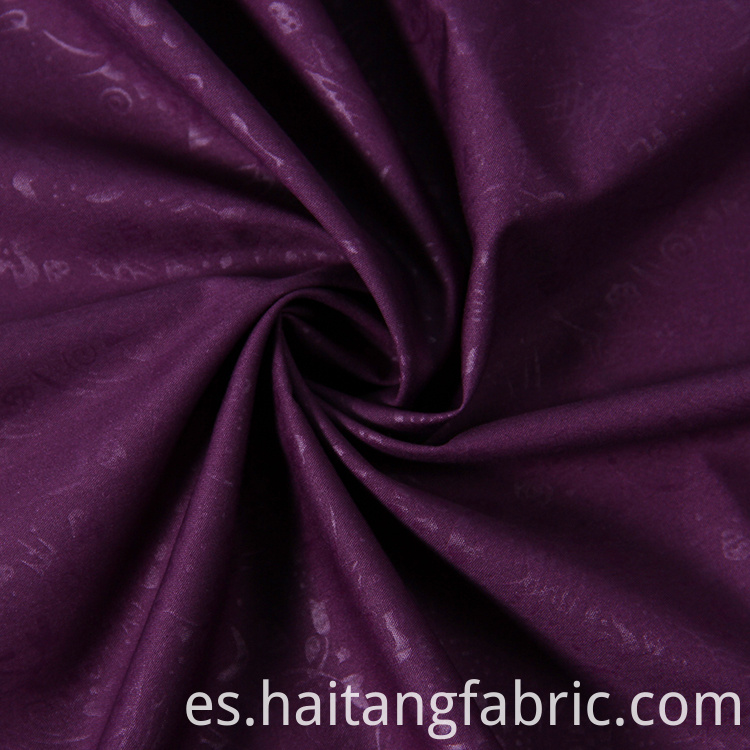 Embossing Fabric Stock