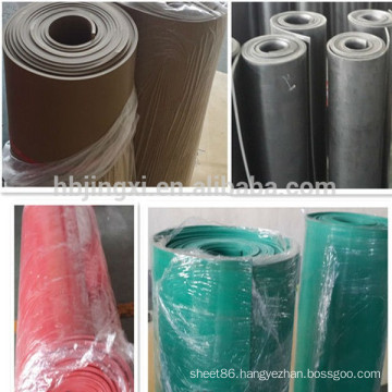 nature NR rubber sheet , colored rubber sheets