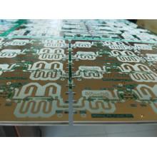 Fabricação de protótipo de PCB dielétrico misto