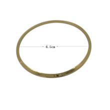 Мода Орнамент Изготовленный На Заказ Большой Повесить Металлическое Кольцо
