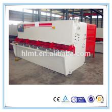 QC12Y-4x3200 máquina de corte automática de chapa de alumínio hidráulica