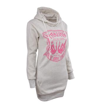Best Selling Women Long Impresso Pullover Hoodies
