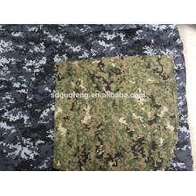 ropa de camuflaje gabardina al por mayor batalla fatigas tela de sarga tela de camuflaje 100% tela de ALGODÓN