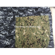 оптовая габардин камуфляж одежда камуфляж боевой камуфляж ткань саржа 100% хлопчатобумажной ткани