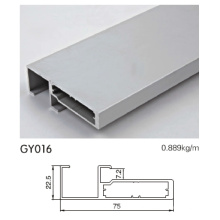 Aluminium Kitchen Cabinet Frame Profile with Pull Handle