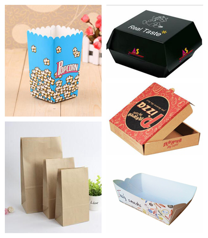 Cardboard Paper Boxes