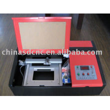 Selo do laser máquina de carimbo /laser JK-40