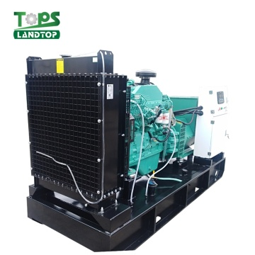 LANDTOP 100KW Yuchai Engine Diesel Power Generators