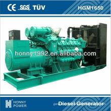 1500KVA Googol 60Hz power generation, HGM1650, 1800RPM